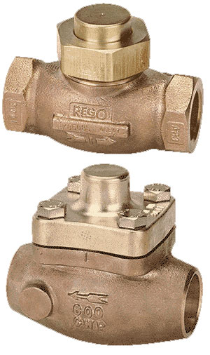 Horizontal Check Valves 8500 Series