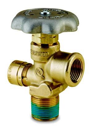 Cylinder Valves - DOT Propane - Cylinder