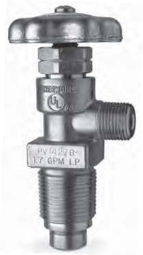 PVE1427/PVE1449 Series - DOT Cylinder Service - Fork Lift