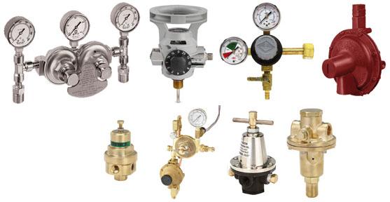 Gas-Cryo Regulators