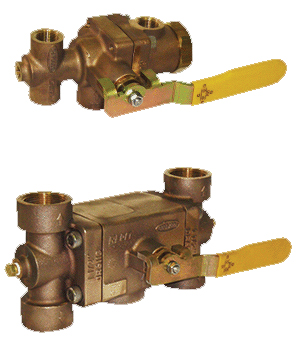 Pressure Relief Device Diverter (3-Way) Valves DR Series