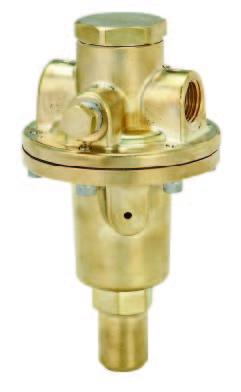 HD Final Line Pressure Regulators - BR-1780 Series