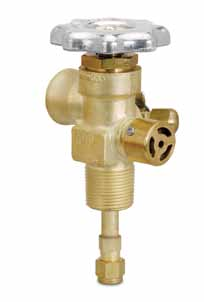 1032 Series - Low Pressure Brass Diaphragm Valves