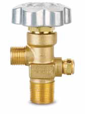5074 Series - Brass Diaphragm Valves