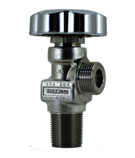 6074 Series - 303 SS Diaphragm Packless Valves