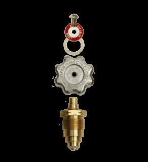 Replacement MEC Motor Fuel Service Valve Bonnet Assy. W/Hand Wheel