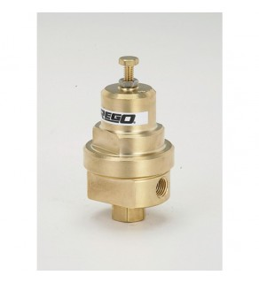Regulator, Cryogenic Pre-Set to 125 PSIG (25-199 PSI settings also available)
