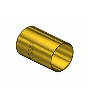 "Hose Ferrule .593"" ID, 1"" long Fitting"