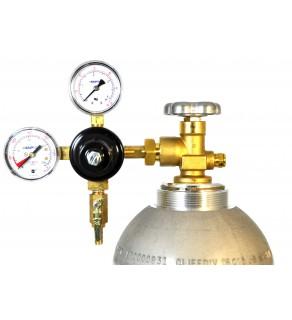 Taprite High Pressure Double Guage Nitrogen Tank Beer Regulator