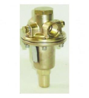 "Regulator HD Brass Final Line Pressure, 5 - 55 PSIG, 1/2"" NPT"