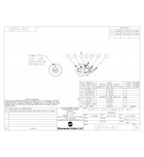 GRPV Repair Kit