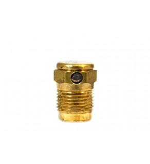 Plug Style Safety; CG4; Nickel Disc; 4000 PSI