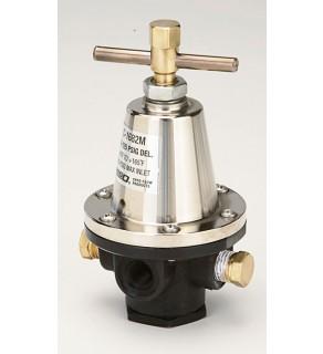 "Regulator, Aluminum Pressure, 5 - 50 PSIG, With Gauge, 1/4"" NPT"