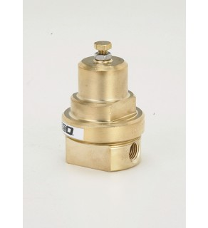 Regulator, Economizer Pre-Set to 70 PSIG (10 - 150 PSI settings also available)