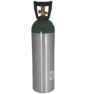 Medical Oxygen with valve - 60 cu ft