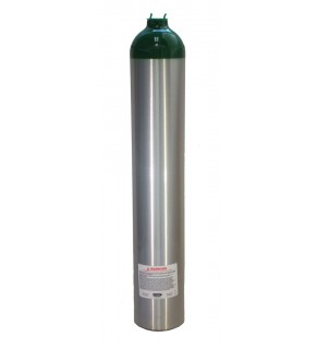 Medical Oxygen without valve -  24 cu ft