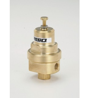 "Regulator, Cryogenic Pre-Set to 125 PSIG - 3.8"" Inlet"