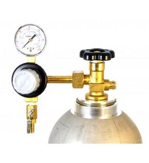Taprite Commercial Grade Single Gauge Co2 Draft Beer Kegerator Regulator