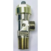 """Robust 3/4""""-14 NGT-CL Ton Container Valve"""