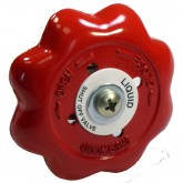 HANDWHEEL - RVE6660L - Red