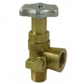 "Liquid Withdrawal Valve 3/4"" MNPTx3/4"" FNPT-Brass - PV2341"