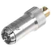 G540 Medical and Oxygen Connector with Stainless Steel and Brass Housing, Female Termination
