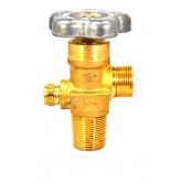 CGA 677; Double O-ring, 25E inlet; CG1 PRD - GVHM67725E1-85