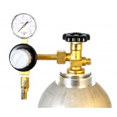 Taprite Commercial Grade Single Gauge Co2 Draft Beer Kegerator Regulator