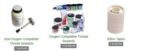 Thread Sealants  JTC Valve Sales